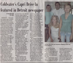 COLDWATER REPORTER AUGUST 2006